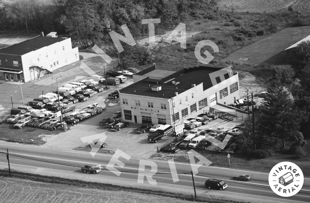 Vintage Aerial | Maryland | Carroll County | 1979 | 122-LCA-19