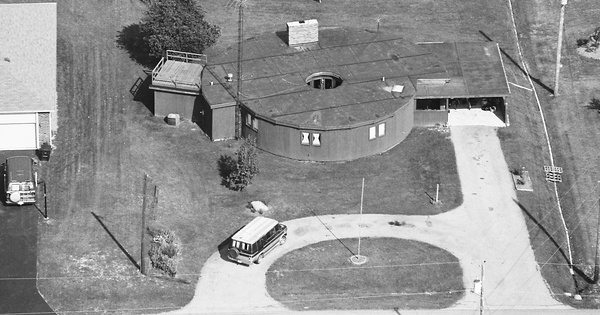 Vintage Aerial photo from 1995 in Marion County, OH