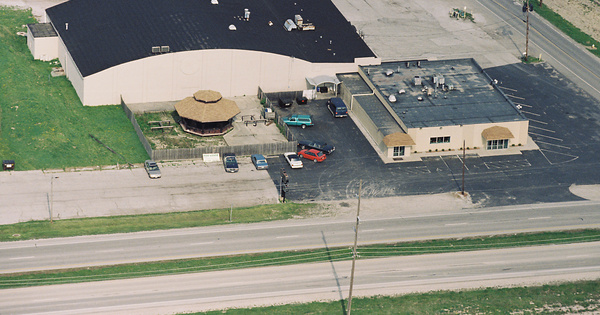 Vintage Aerial photo from 1998 in Wood County, OH