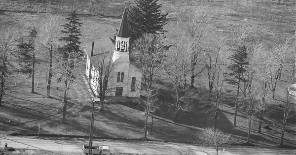 Vintage Aerial photo from 1979 in Ashtabula County, OH