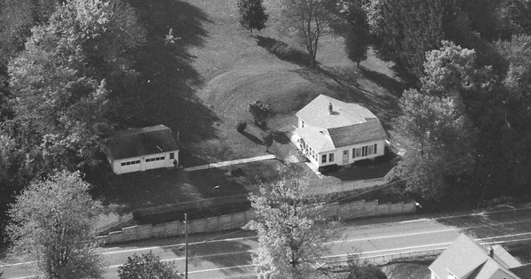 Vintage Aerial photo from 1994 in Broome County, NY