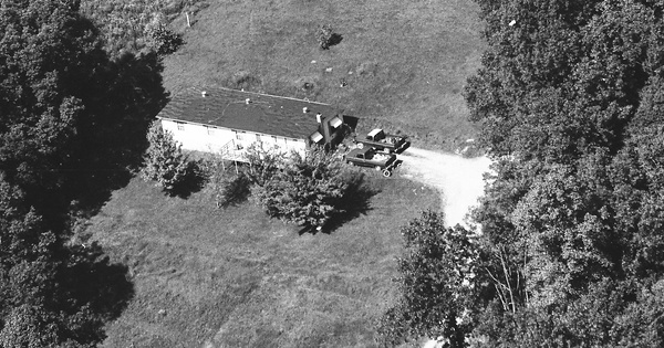 Vintage Aerial photo from 1992 in Dickenson County, VA