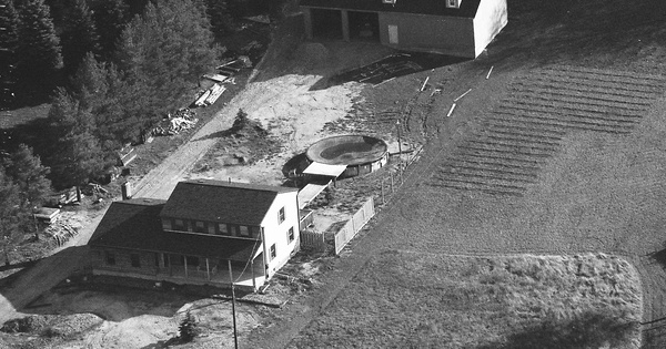 Vintage Aerial photo from 1990 in Lake County, OH