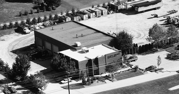 Vintage Aerial photo from 1989 in Howard County, MD