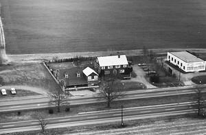 Vintage Aerial Illinois Carroll County 1974 23 Cca