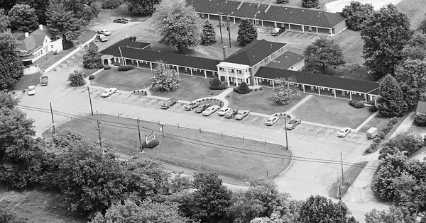 Vintage Aerial photo from 1981 in Oldham County, KY