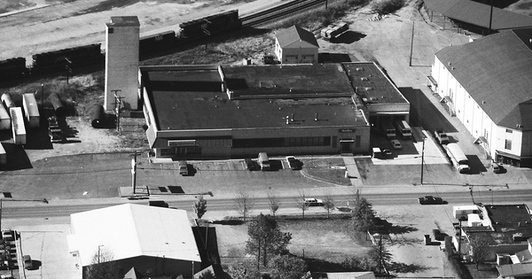 Vintage Aerial photo from 1984 in Mingo County, WV