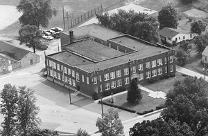 Vintage Aerial | Kentucky | Logan County