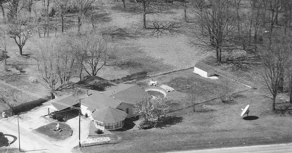 Vintage Aerial photo from 1994 in Franklin County, MO