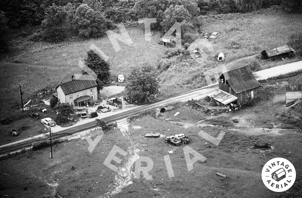 Vintage Aerial | Ohio | Jefferson County | 1969 | 17-MJE-9