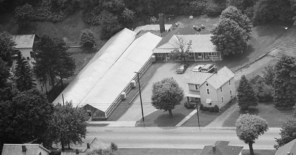 Vintage Aerial photo from 1979 in Tuscarawas County, OH