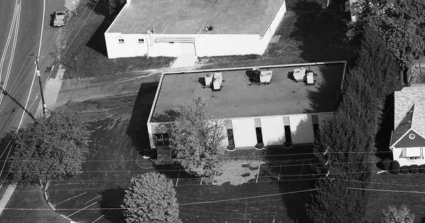 Vintage Aerial photo from 1988 in Lycoming County, PA