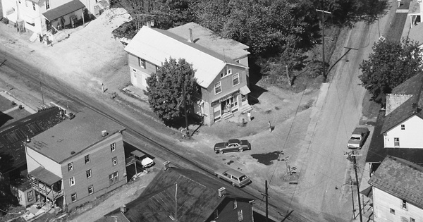 Vintage Aerial photo from 1979 in Adams County, PA