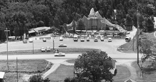 Vintage Aerial photo from 1977 in Ottawa County, OH