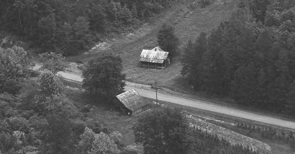 Vintage Aerial photo from 1991 in Etowah County, AL