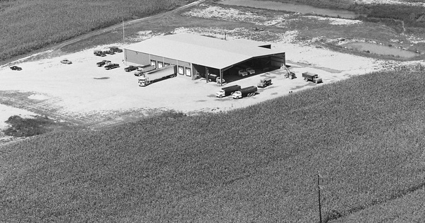 Vintage Aerial photo from 1985 in New Castle County, DE