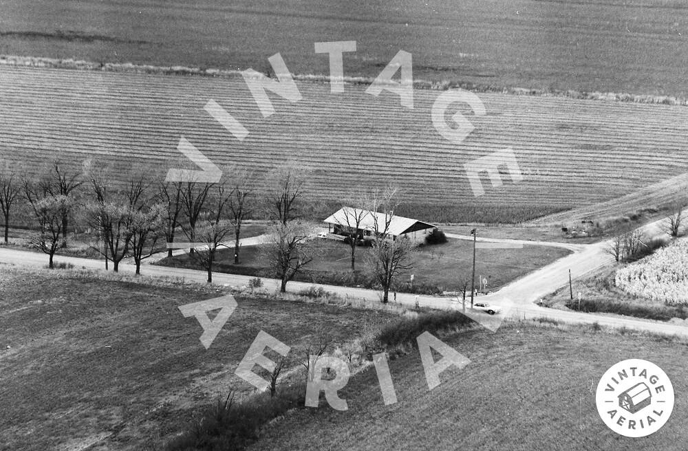 Vintage Aerial | Wisconsin | Kenosha County | 1974 | 31-KKE-7