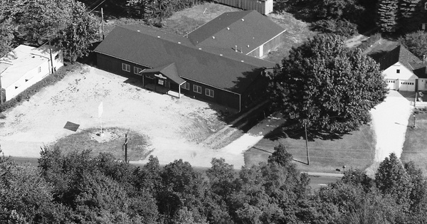 Vintage Aerial photo from 1998 in Ashtabula County, OH