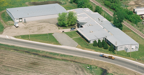 Vintage Aerial photo from 1998 in Hennepin County, MN
