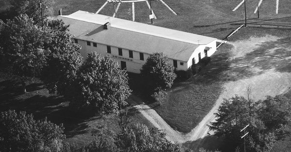 Vintage Aerial photo from 1988 in Frederick County, MD