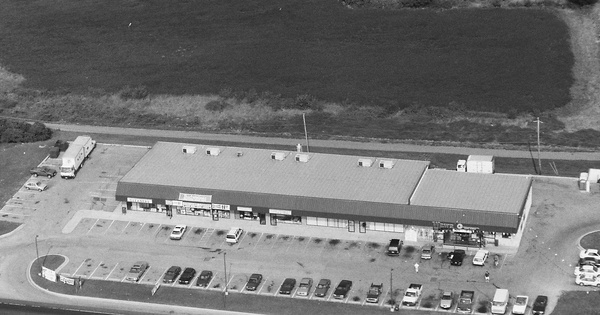 Vintage Aerial photo from 1995 in New Castle County, DE